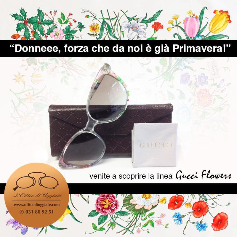 Gucci Flowers: semplicemente stilosissimi!