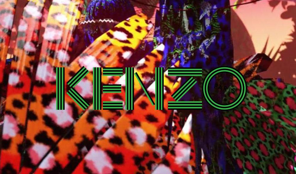Non perderti la nuova irresistibile collezione Kenzo!