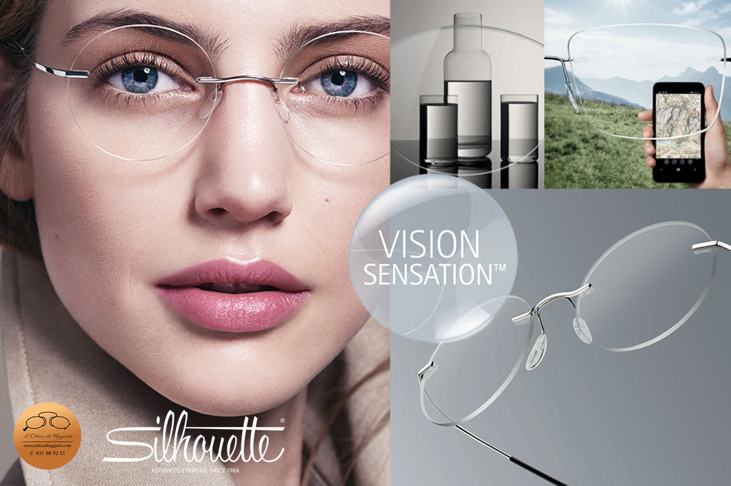 Silhouette Vision Sensation: mai visto prima!