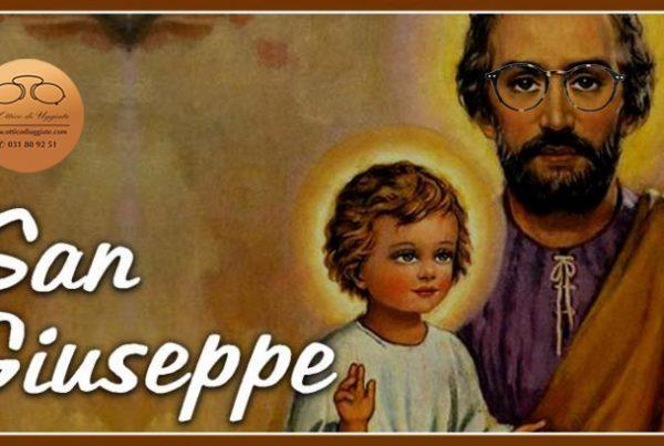 San Giuseppe con l'Ottico di Uggiate